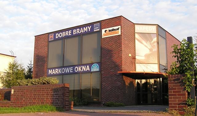 Siedziba firmy Kolbud - ul. Fordońska 183, 85-739 Bydgoszcz